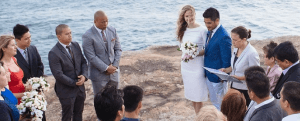 Bronte Beach Wedding