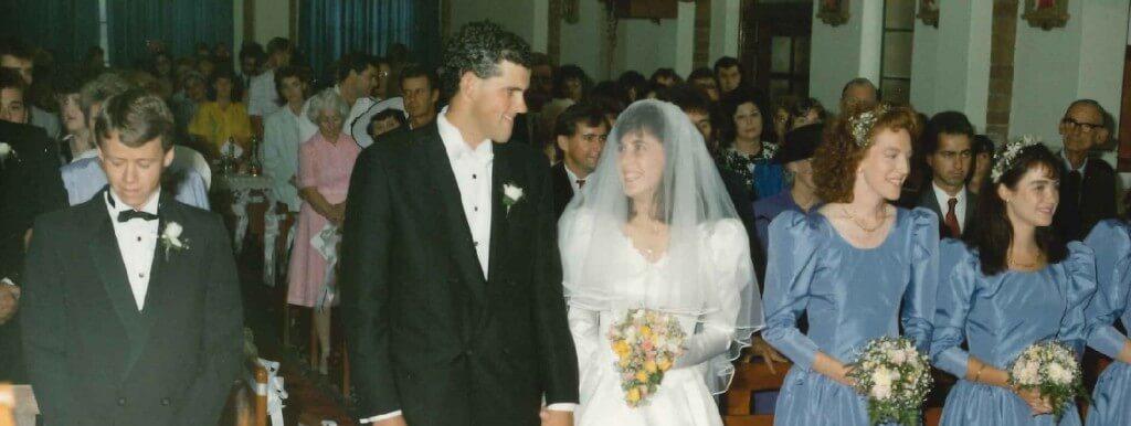 Joe and angela wedding
